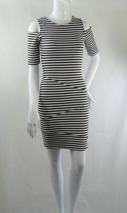 French Connection Bodycon Dress - Size: 6