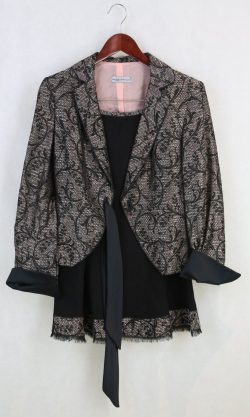 Anthea Crawford Suit (Skirt and Jacket)