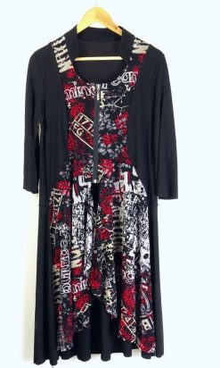 Whispers 2 in 1 Cardigan Dress 14