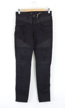 Guess Black Jeans with stud detail 27