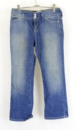 Gap Jeans Low Rise Cropped
