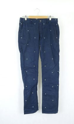 Country Road Navy Pants 32