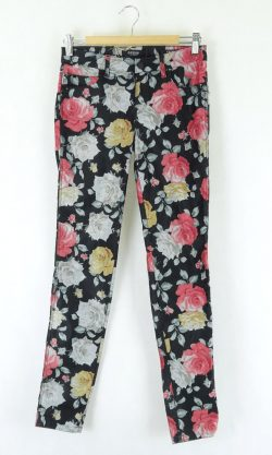Guess Floral Jeans 25