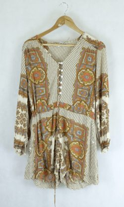 Madison Square Vintage Looking Dress S